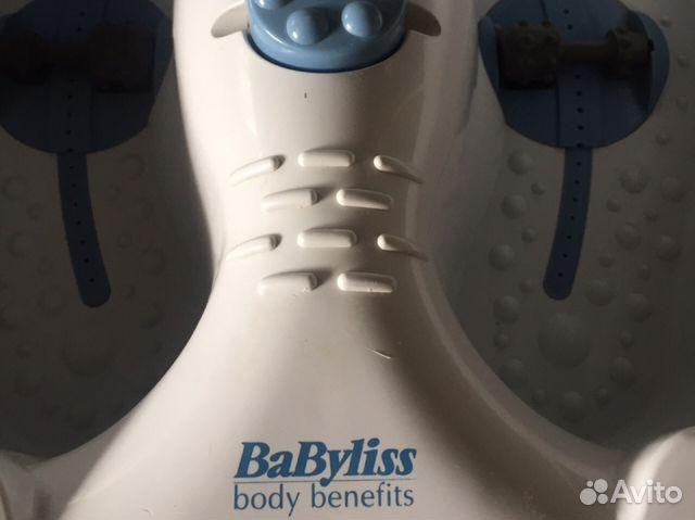 Массажная ванночка для ног Babyliss 89522100615 купить 4