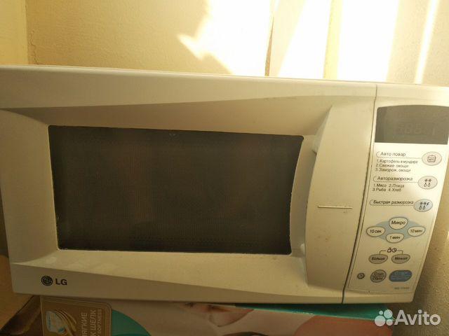 Микроволновая печь LG  89515474423 купить 1