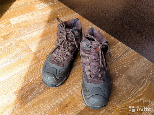 350a6cb7 Зимние ботинки Columbia Omni-Heat на холодную зиму купить в Санкт ...