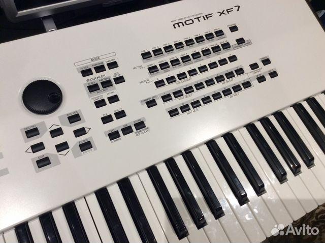 Yamaha motif xf7 купить в Москве на Avito — Объявления на