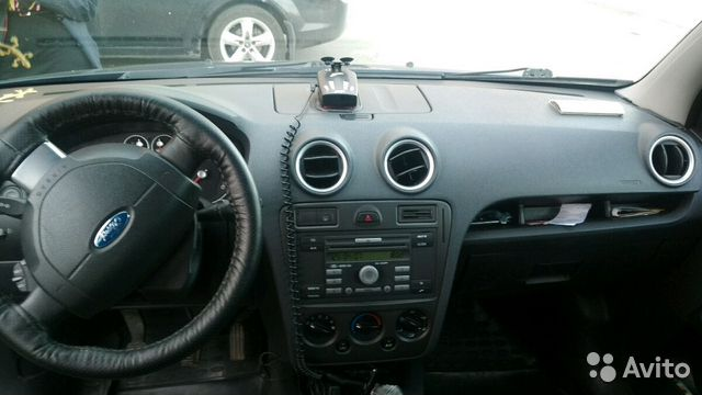 Купить Ford Fusion пробег 182 050.00 км 2006 год выпуска