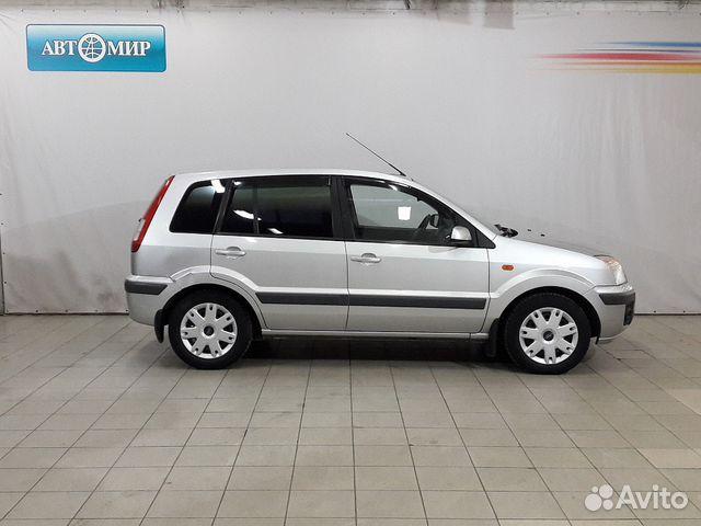Ford Fusion 1.6AT, 2007, 135000км