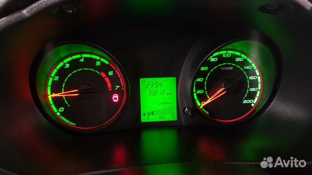 Купить ВАЗ (LADA) Kalina пробег 33 200.00 км 2016 год выпуска