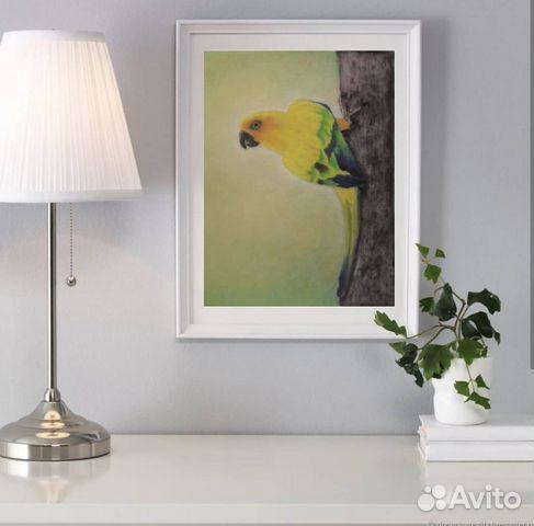 Картина Parrot 89222987330 купить 2