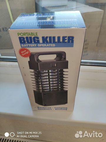 Уничтожитель летающих насекомых KP-2100 батарейки 89281871986 купить 3