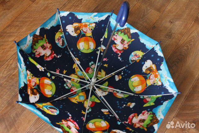 Зонт детский, zest(Великобритания) 89659429552 купить 2
