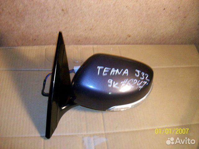 Зеркало левое Nissan Teana J32 (2008-2014) 5998