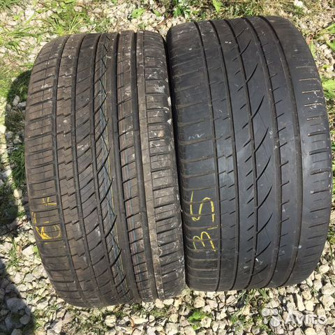 89211101675 315/30 R22 Continental CrossContact