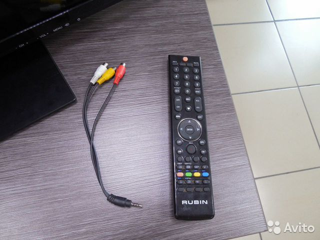 Телевизор Rubin купить 3
