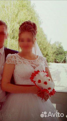 Свадебное платье 89106773381 купить 3