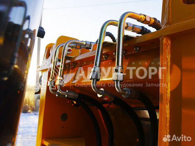 Фронтальный погрузчик Runmax 770E  89143806685 купить 8