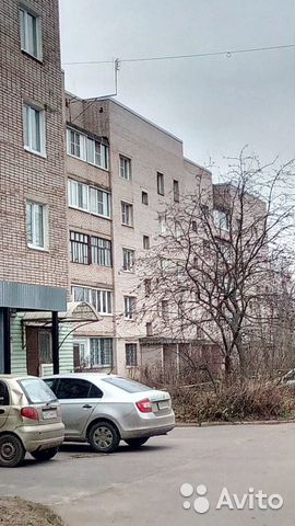 1-room apartment, 34 m2, 3/5 floor.