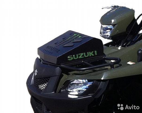 Вынос радиатора для Suzuki King Quad 750— фотография №1