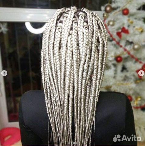 Афрокосы