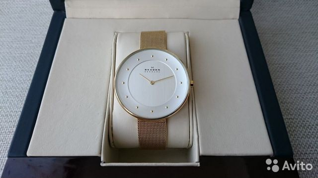 89525003388 Женские наручные часы Skagen SKW2141