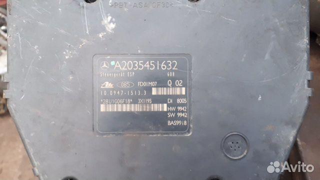 Продам блок ABS на мерседес W203 89114511841 купить 1
