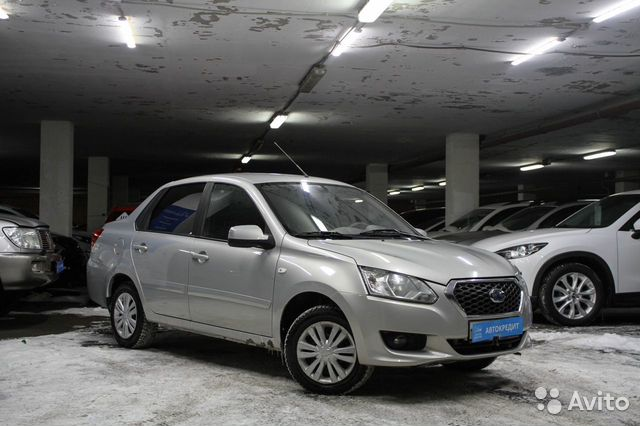 Datsun on-DO, 2014 купить 1