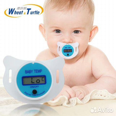 Соска термометр 89132358868 купить 1