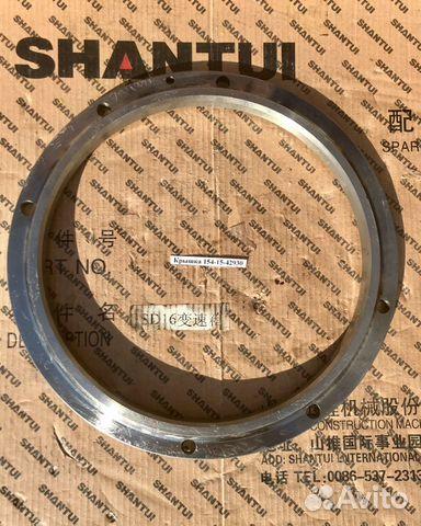 Крышка кпп бульдозера Shantui 154-15-42930 89248415900 купить 1