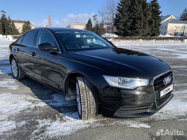 Audi A6, 2014 89587687118 купить 5