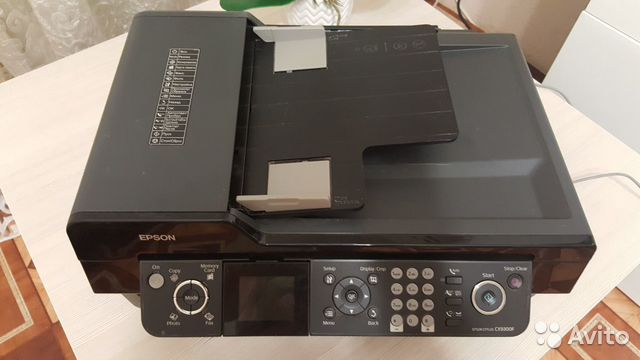 Мфу Epson CX 9300F 89878140574 купить 2