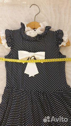 Платье маленькая леди  купить 4