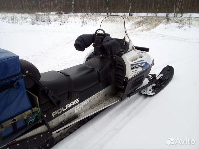 Снегоход Polaris Widetrak LX 89622110110 купить 3
