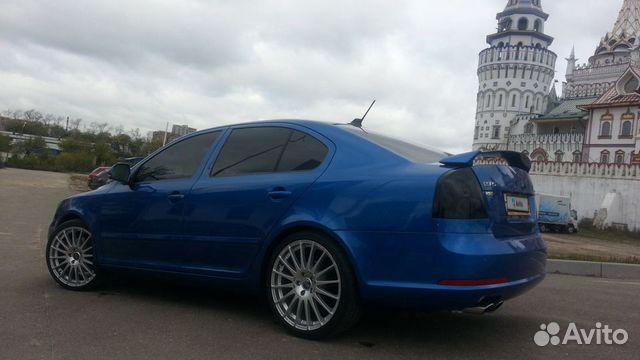 Skoda Octavia RS, 2012 89158912845 купить 2