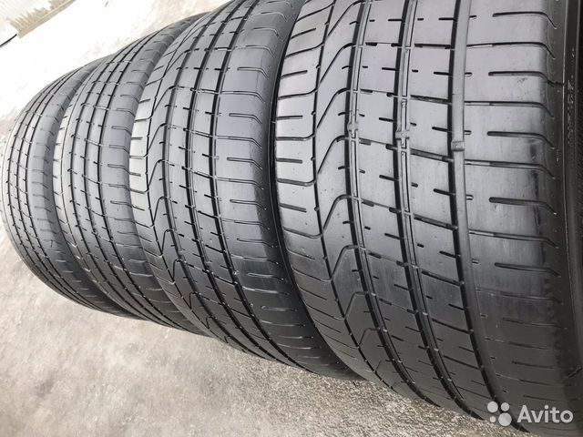 Шины 285 30 21 100Y Pirelli P Zero 89039755754 купить 3