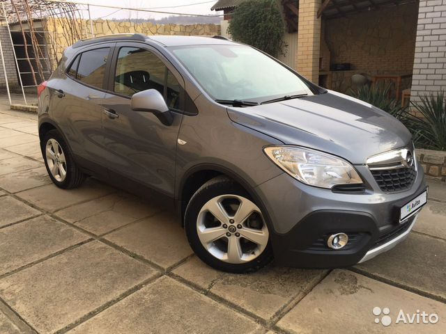 Opel Mokka, 2013 89624947442 купить 4