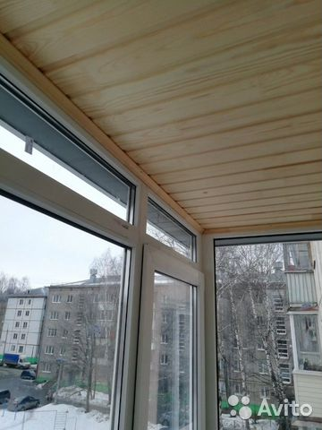Остекление балконов 89501529740 купить 9