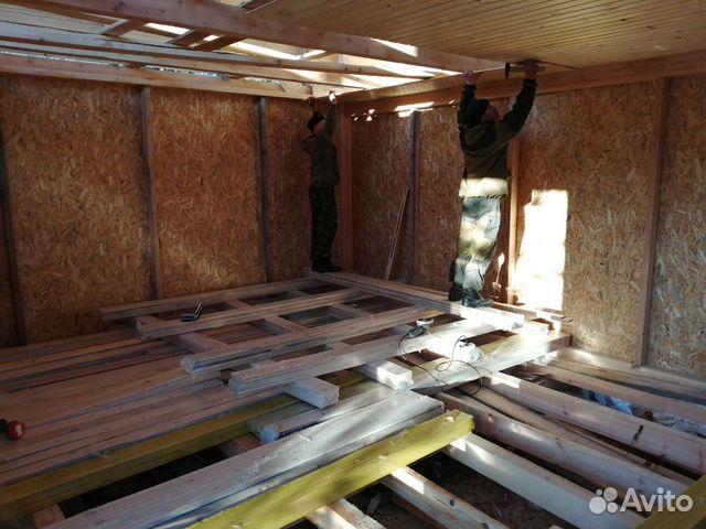 деревянный дом СТ Мечта