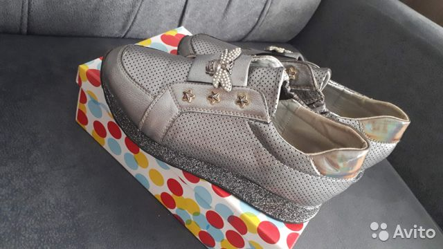 Кроссовки-туфли 89504007085 купить 3