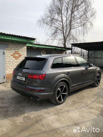Audi Q7, 2019 buy 3