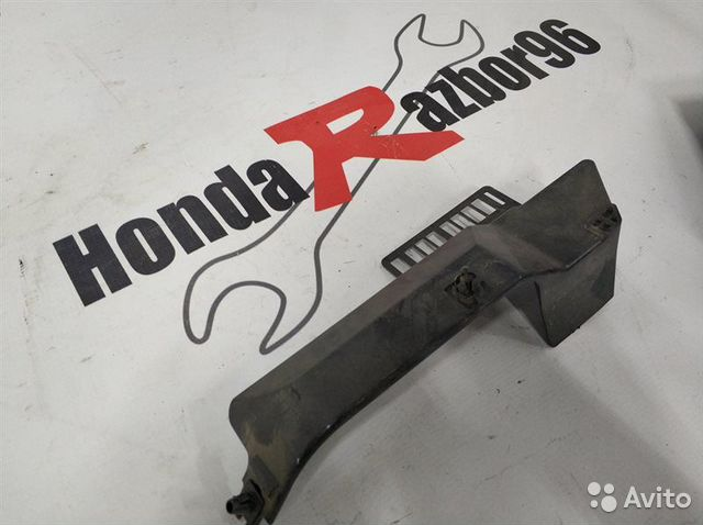 Пыльник радиатора левый Honda Accord 8 CU2 K24A 89022570009 купить 2