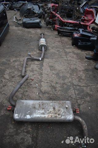 89307139175  Глушитель Ford Focus 3 поколение ecoboost 2011