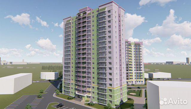 1-к квартира, 32.2 м², 4/16 эт. 89132100033 купить 3