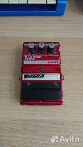 Гитарный овердрайв DOD FX53 (USA) 89522121123 купить 1
