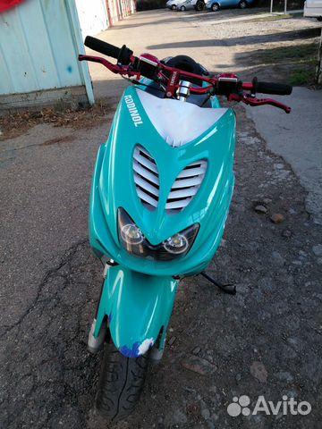 Yamaha aerox купить 3