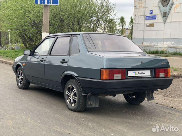 VAZ-21099, 2001 köp 7