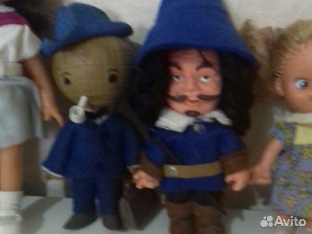Куклы-копытки.немочки.Глобус. Дартаньян  89194204130 купить 3