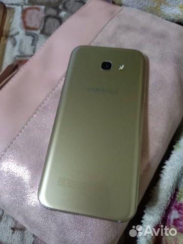 Телефон Samsung А5 (2017) gold  89045848954 купить 3