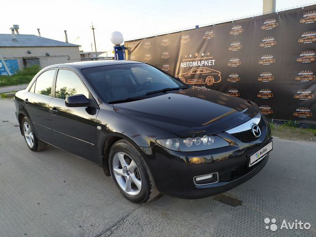 Mazda 6, 2006 89115490305 купить 1