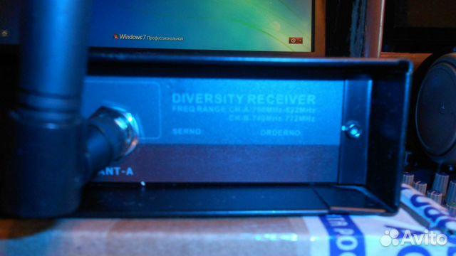 Радиосистема для вокала  89194550764 купить 7