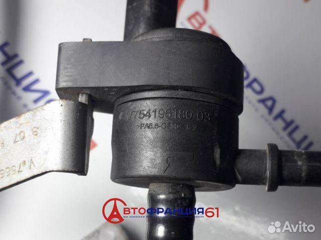 Клапан абсорбера топливных паров 1563L6 peugeot 30