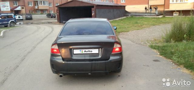 Subaru Legacy, 2007 89133218499 купить 4