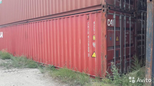 Контейнер 40 футов тонн 89501119667 купить 1