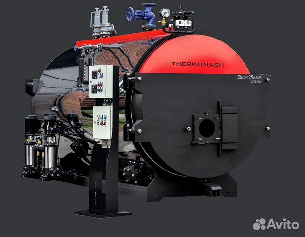Паровой котел Thermomash 100-3500 кг/час пара