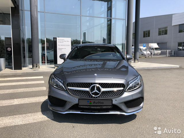 Mercedes-Benz C-класс, 2016 89058194466 купить 9