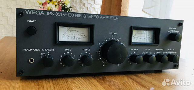 Wega JPS 351 V-130  купить 1
